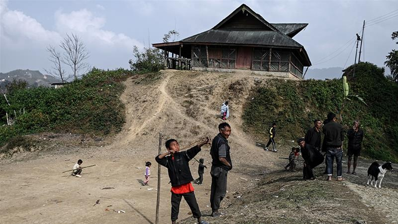 Tribes along India-Myanmar border dream of a 'united Nagaland'