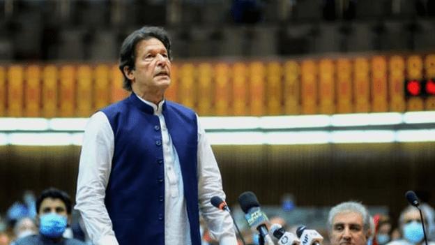 Opposition lambastes PM Imran for saying Osama bin Laden was 'martyred'