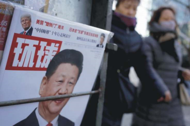 China attempts to shape European media outlets to propagate its narratives