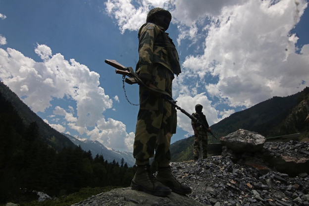 China shoots itself in the foot in the Himalayas
