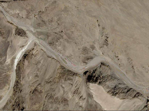 After Ladakh face-off, satellite images reveal China diverting river course