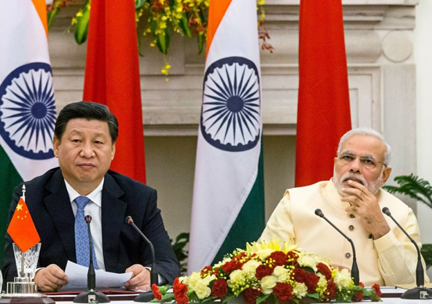 Time for an assertive force posture against China