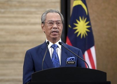 Malaysia can't take any more Rohingya refugees: PM Muhyiddin