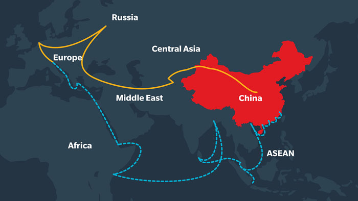 What's blocking China's highway to global dominance?