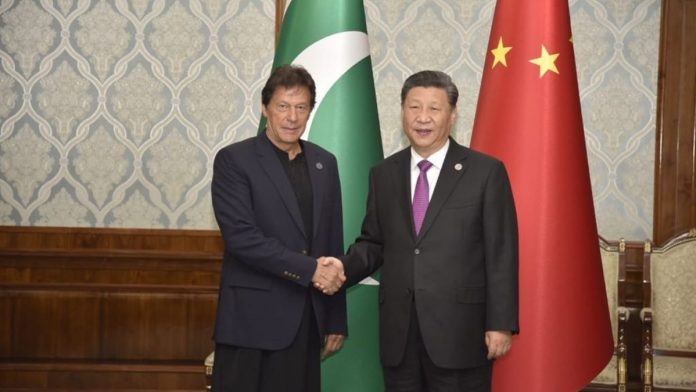 New China-Pakistan relationship undermines U.S. in Afghanistan