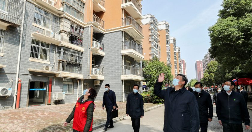 China wants to rebuild countryside but first must demolish homes