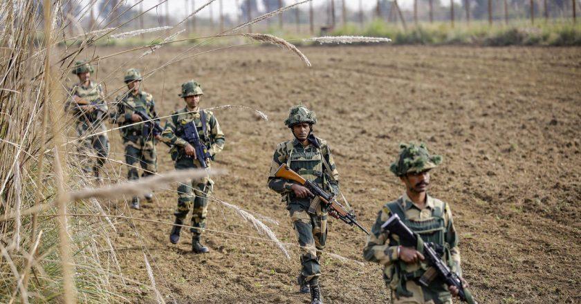 Pakistan pushing terrorists in Kashmir to disrupt peace in Kashmir