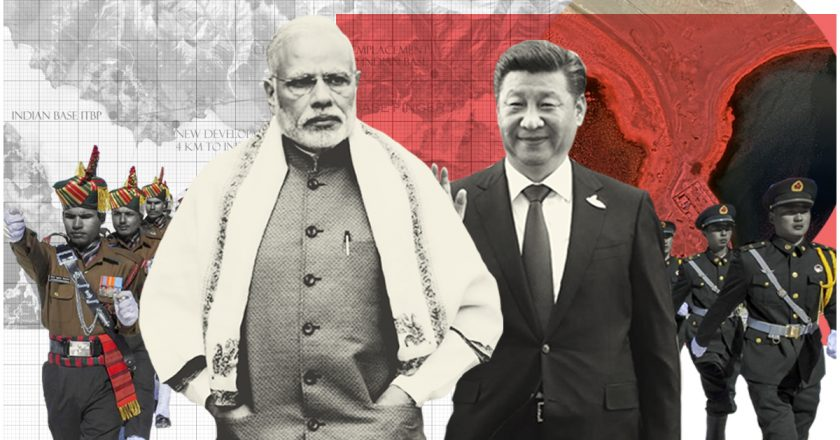 India successfully gains allies while confronting China