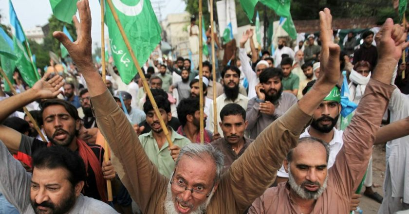 Pakistan's ideological insecurity