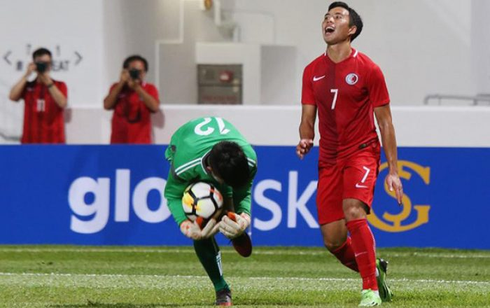 AFC life ban for Lao goalkeeper for fixing Hong Kong match