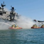 Is the Chinese shipbuilding industry going up in smoke?