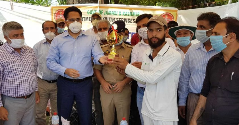 ##  J&K: Under 17 T20 concludes with Bijbehara winning by 32 runs ##