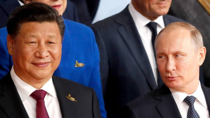 China, Russia 'special' ties turning weak?