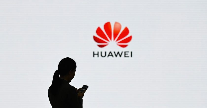 China has no one to blame but itself for the stall-out of tech company Huawei