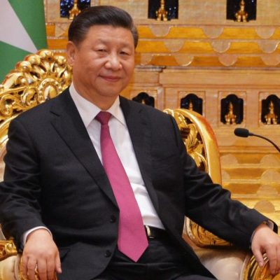 'Chairman Xi' seeks only to purge and subjugate. That is his weakness
