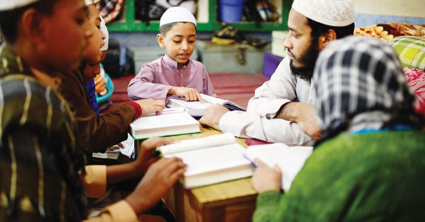 Madrassah education: A wrong reverse gear