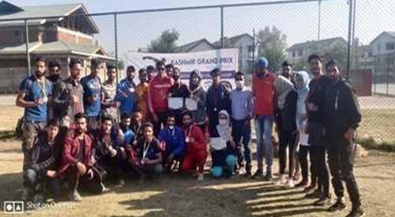 J&K: Wath Haawuk organises athletic meet 'Kashmir Grand Prix'