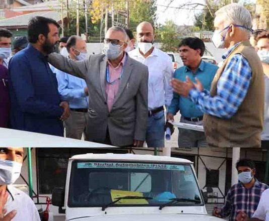 Efforts on to link farmers produce to national market: Kashmir's Agriculture Director