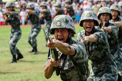 Alarm grows at China's military trajectory