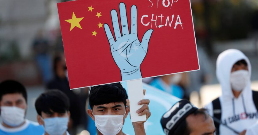 Japan eyes US-style law to sanction Uighur human rights abuses
