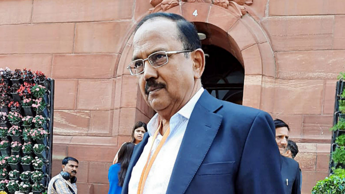 NSA Doval using insurgents to force Islamabad away from Kashmir issue, retd Pak Air Force officer