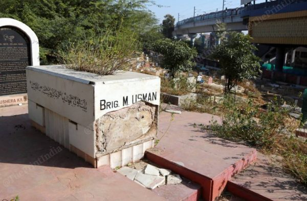 Indian Army to restore India-Pak war hero's 'vandalised' grave