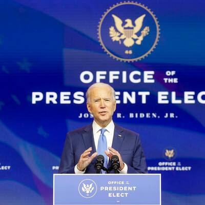 US President-elect Joe Biden says coalition needed to confront Beijing