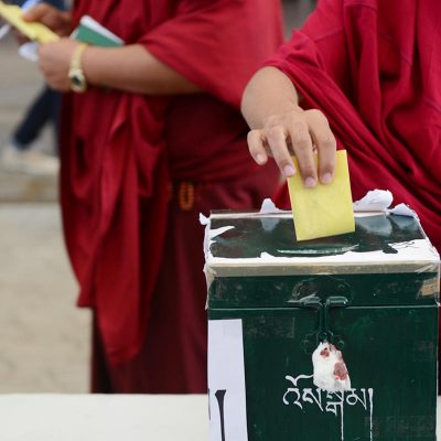 Tibetans accuse China of sabotaging elections