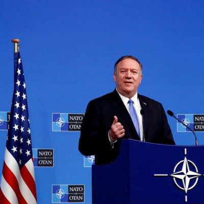 US led the world in exposing 'horrific' abuses in Xinjiang: Pompeo