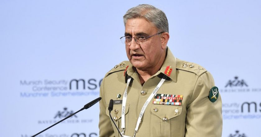 'Time to extend hand of peace': Pakistan Army chief Gen Bajwa