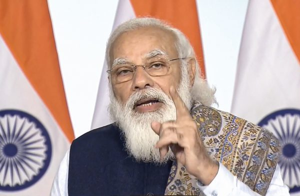 India committed to sharing resources: PM Modi to WHO Chief