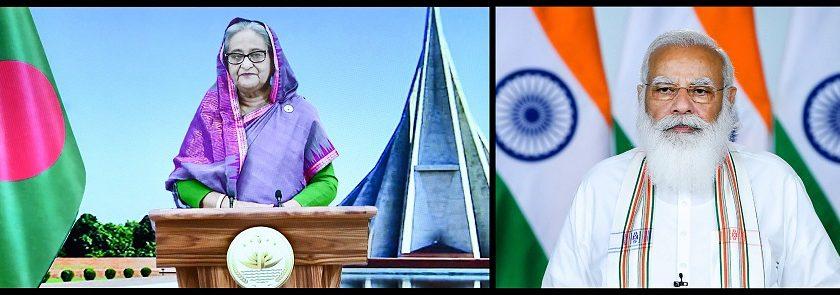 Bangladesh PM praises India for building 'prosperous region together'