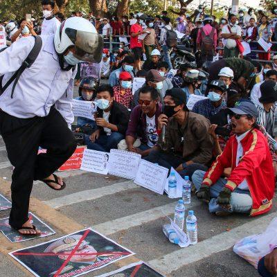 Myanmar: 11 more protesters killed as military intensifies crackdown