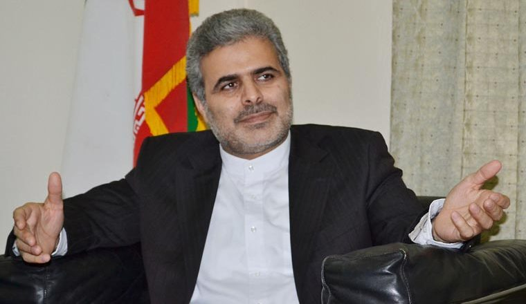 India now famous for helping world: Iranian envoy Chegani