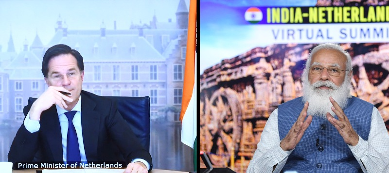 India crucial partner both in Indo-Pacific, world at large: Netherlands PM