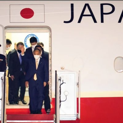 US and Japan vow to push back on China's 'intimidation', tech dominance