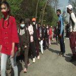 J&K: 'Save Jhelum' trek organised for children in Srinagar