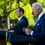 Chinese embassy in US said they absolutely oppose to US- Japan joint statement