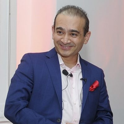 Billionaire diamond tycoon Nirav Modi forced to come back in India to face trial over £1.3bn fraud : extradition approved by Priti Patel