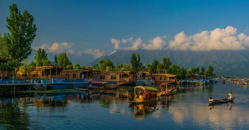 Indian govt holds mega tourism event in J&K's Srinagar from April 11 to 13