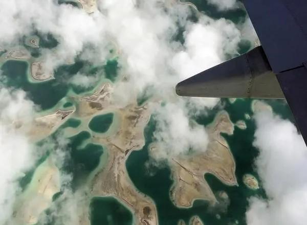 World War II-era airstrip in archipelago of Kiribati still eyed by China.
