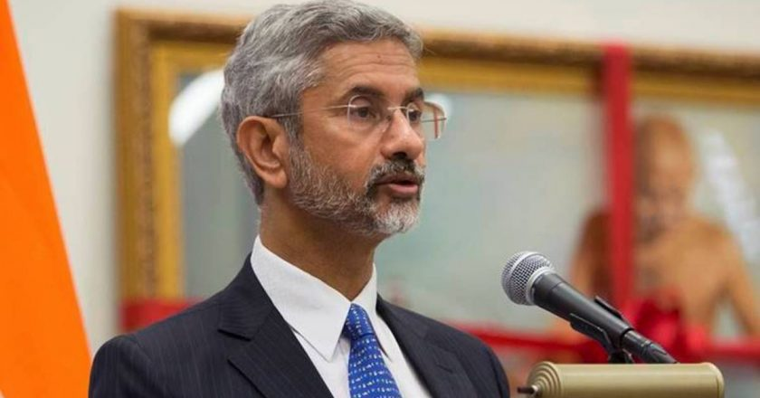 Jaishankar says, India has limitless possibilities and uncountable challenges.