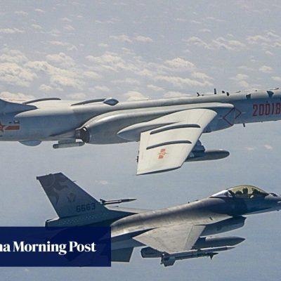 Beijing-backed think tank: High risk of armed conflict at Taiwan Strait.