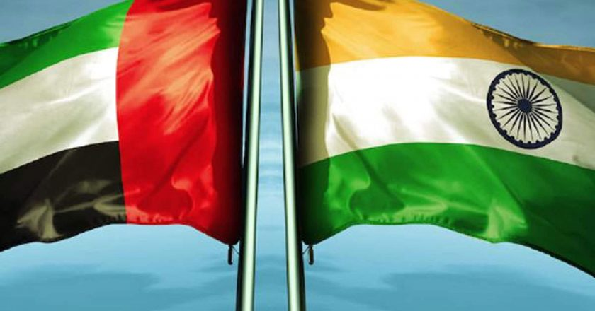 Friendship between India and UAE is increasing as their allies continues in pandemic
