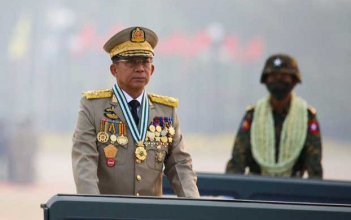 Myanmar junta leader to attend Asean summit
