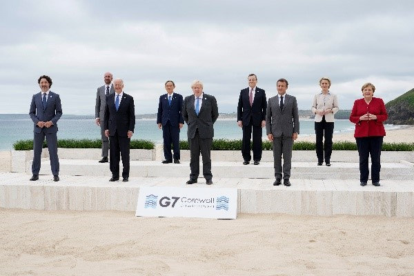 G7 countries to offer infrastructure plan