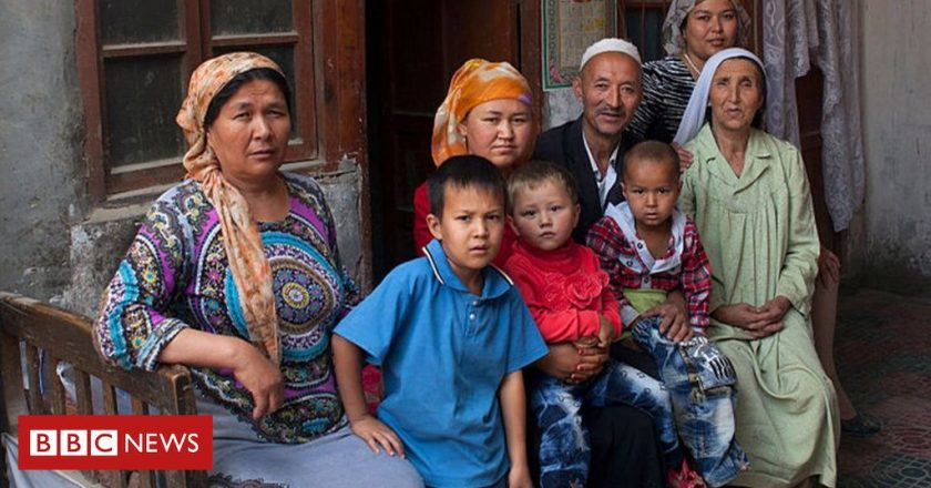 Uyghurs in Xinjiang are being killed by China