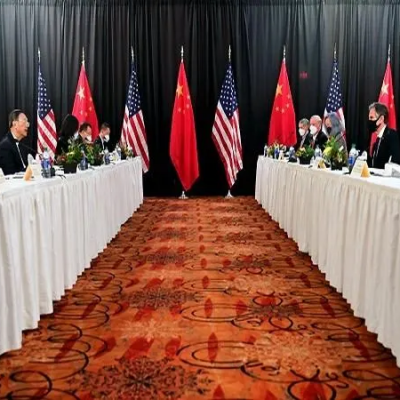 US asked China to peacefully resolve cross-Strait issues with Taiwan