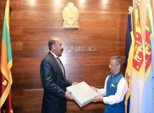 Sri Lanka expressed gratitude for India's support to douse MV X-Press Pearl fire