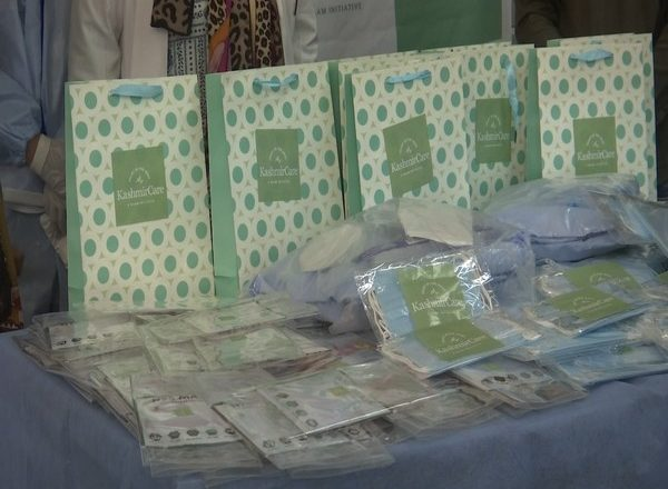 Srinagar based NGO distributed 'Covid-toolkits' to corona patients, care takers attendants